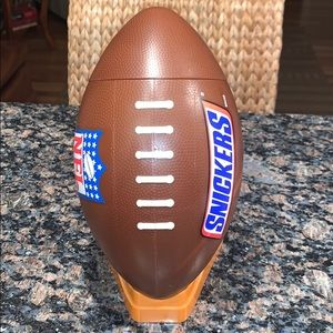 NFL football piggy bank